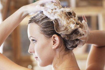Лечебный шампунь для жирной кожи головы