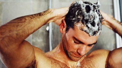 Шампунь Для Седых Волос, Оттеночный Шампунь от Седины, Тонирование Седых Волос у Женщин, Краска Для Мужчин