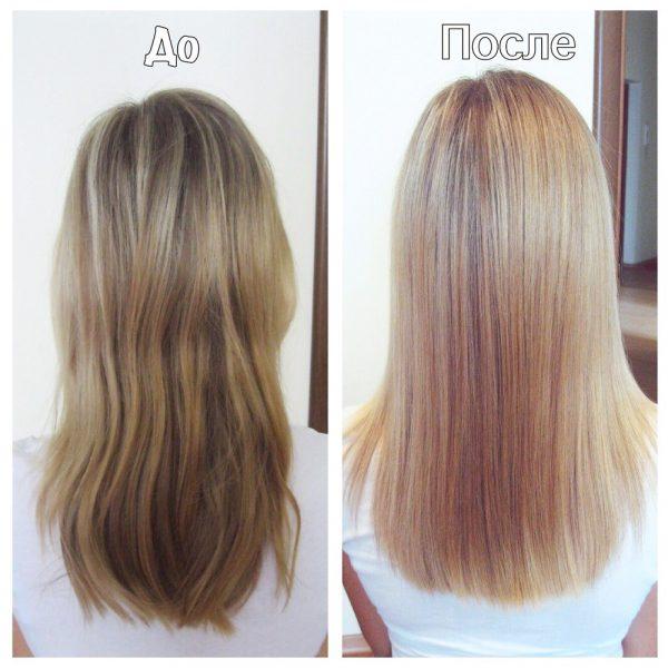 Испортились волосы после осветления что делать