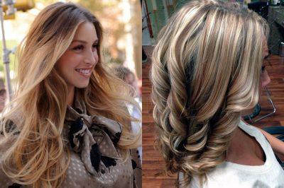 Колорирование: краски на русые волосы, какие оттенки выбрать