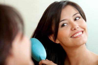 Эфирные масла для расчесывания волос