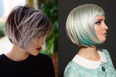 Хотите быть оригинальной? Знакомимся с колорированием на короткие волосы