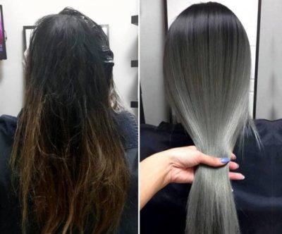 Как сделать мелирование на черных волосах: можно ли в домашних условиях, если ли противопоказания, какой порядок действий, чем лучше окрашивать?