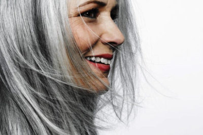 Мелирование на русые волосы седые волосы