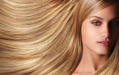 Мелирование только корней волос