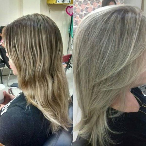 Когда можно делать мелирование после покраски волос