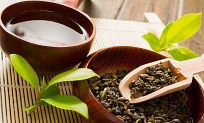 Зеленый чай для роста волос