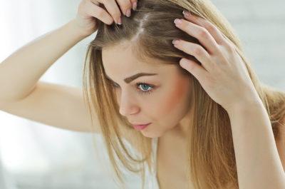 Ополаскивание волос лимонной водой