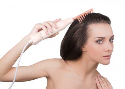 Дарсонваль для волос при андрогенной алопеции