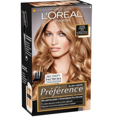 Какую краску выбрать для мелирования волос