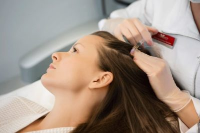 Мезотерапия от выпадения волос