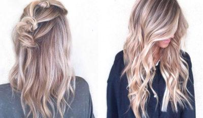 Мелирование волос каким средством