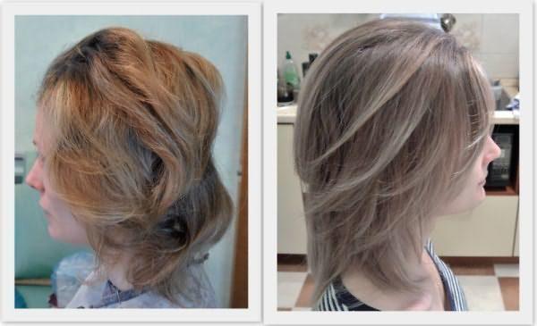 Что такое частичное мелирование и как подобрать оттенок? Особенности техники и фото волос после процедуры