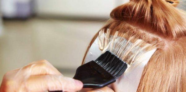 Как покрасить волосы в домашних условиях, техники и краски