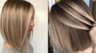 Как покрасить волосы стрижка боб