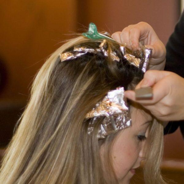 Как самому промелировать волосы в домашних условиях
