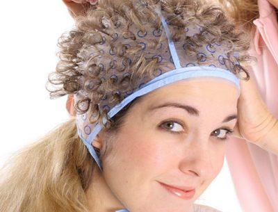 Мелирование через шапочку в домашних условиях