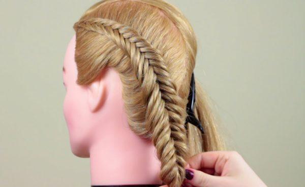 Как сделать мелирование разных типов волос в домашних условиях