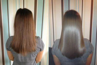 Что нельзя после ботокса волос
