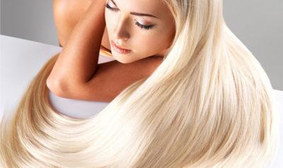 Перекись осветляет волосы на голове