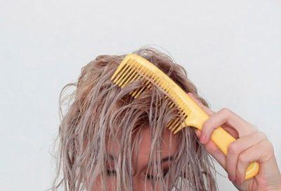 Тонирование волос после мелирование