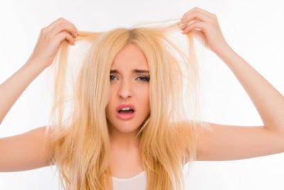 Как убрать желтизну волос после осветления?