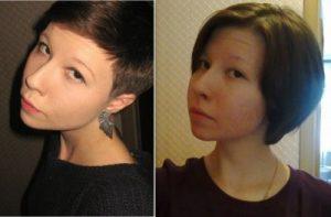 Как подстричься чтобы отрастить волосы
