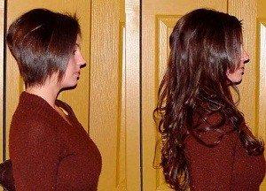 Минимальная длина волос