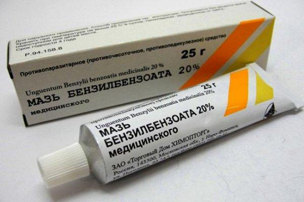 Бензилбензоат от вшей: инструкция по применению мази и эмульсии