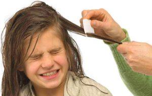 Как вылечить педикулез у девочек?