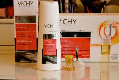 Шампунь от выпадения волос от виши: тонизирующий vichy dercos плюсы и минусы его применения
