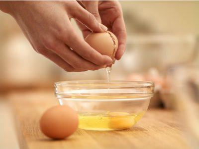 Водка и яйцо