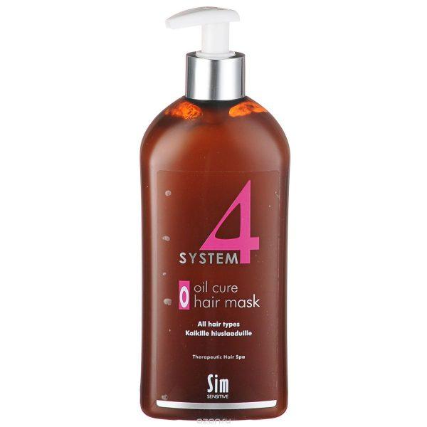 Маска «Oil Cure Hair»