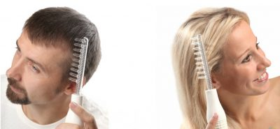 Дарсонваль от выпадения волос: помогает ли прибор против облысения?